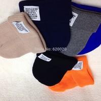 women's Ribbed Beanie Keep warm hat skull cap ski knit  Free shipping