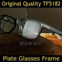 2014 Fashion Designer Women Eyeglasses Frame Men Optical Eye Glasses Frame Tom TF5182 Nerd Reading Prescription Glasses Frames