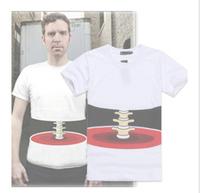 Fashion 2015 New Brand Summer Mens 3d T Shirt Short Sleeve Cotton Casual t-shirt Black Friday  HOT SALE Roupas Masculinas