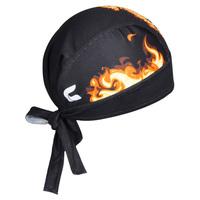 Cheji original cycling equipment headband wolf logo bike scarf wind proof hat fleece sports cap hat cycling helmet