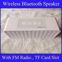 bluetooth speaker w900 rectangle shape wireless speaker with TF card slot music mp3 speaker mobile phone speaker hand free 10pcs