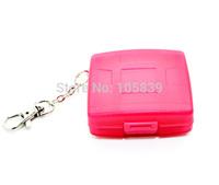 Red Waterproof Dustproof Tough Memory Card Case MC-U6 C for 2 CF/XD/SD/2 MSPD