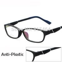 Designer brand classic anti-fatigue UV400 computer glasses gafas men eye glasses frames women vintage eyewear optical frame