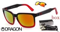 New 2015 Sports Dragon Sunglasses JAM oculos de sol feminino Cycling Sun Glasses Mormaii Men Women Brand Designer eyeglasses 921