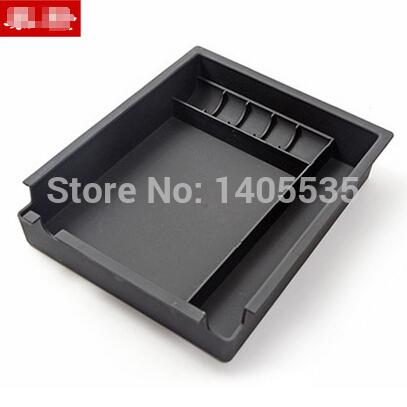 For hyundai IX35 central armrest box suitcase storage box glove box clapboard for IX35 auto accessories(China (Mainland))