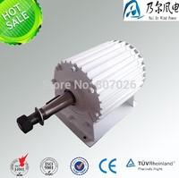 Free Shipping! 1500w AC 48v low rpm permanent magnet alternator generator