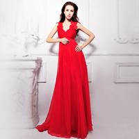 100% REAL PHOTOS long red wedding dress sexy lace cap sleeve vestido de novia  M15
