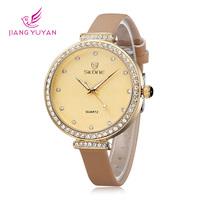 Fashion Women Watches Luxury Brand Ladies Dress Watches Luminous Quartz Watch Bracelet wristwatches waterproof christmas gift