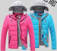 Hot! 2014 new women's winter sports coat thick warm coat Slim female models padded down women down jacket