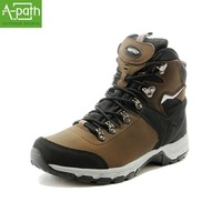 Outdoor  2014 new autumn winter Plush men women hiking shoes sports mountaineering shoes slip warm winter sport shoes cushioning