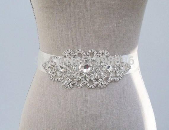 Bling Wedding Belts Wedding Belts Bridal