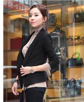 Single Buttons coat   blouse