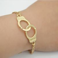 happytogether Fashion handcuffing bracelet Handcuffs bracelet