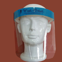 2014 popular medical face shield ,cheapest Against-fog medical face shield sheet,medical face shield factory
