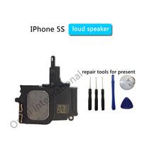 Original Loud Speaker Buzzer Ringer Sound Replacement Part For iPhone 5S 10pcs/lot free shipng