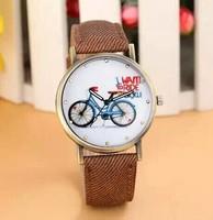 2014 Hot Sale New Fashion Brand Geneva Gold Dial Men Boys Vintage Watches Girls Ladies Women Quartz Dress Watch Gift relogio