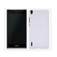 Hot sale Nilkin case for Huawei P7 cell phone hard protective frosted shield free shipping
