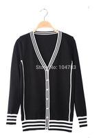 sweater  knitting wear  girl   cardigans   women   lady Open Stitch XT_104  autumn coat