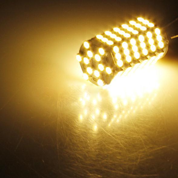 G4 5.5W 120 SMD 3528 LED Warm White Spot Light Bulb Lamp DC 12V Wonderful Gift(China (Mainland))