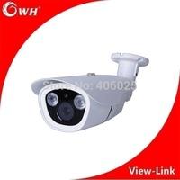 Free shipping Newest  H.264 Format  security IP camera 1.0MP HD IP camera 720P 2PCS array IR leds cctv camera