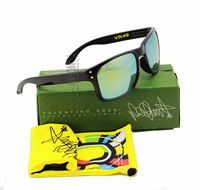 VR46 Julian Wilson Ducati MotoGP Signature Holbrook Fashion Trend Cycling Sports Sun Glasses Eyeglasses Eyewear