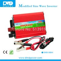 Popular inverter 300w dc 24v to ac 220v modified sine wave inverter for fan