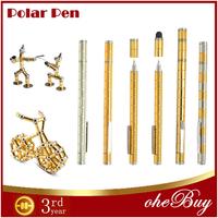 5pcs/lot Polar Pen Magnetic Modular Pen Made from Magnets Ball-point  Stylus Pen for Tablets
