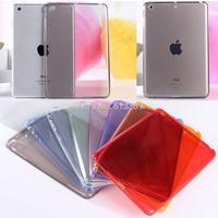 New Ultra Thin Soft TPU Transparent Silicone Clear Crystal Case Cover For Apple iPad Mini 1 2 3 Retina