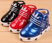 new winter 2014  cotton children's warm  boots