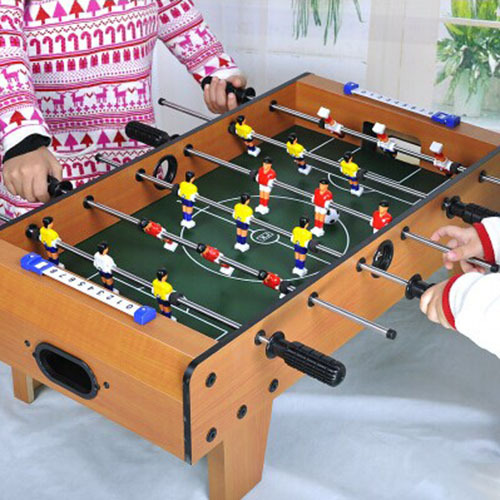 Pebolim Futebol De Mesa Selling Soccer Table Backgammon free Shipping Wooden Football Game Foosball Toys The Children's Machine(China (Mainland))
