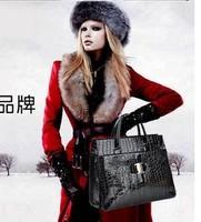 Lady Women Crocodile Pattern Hobo PU Leather BagWomen Clutch,Shoulder Bags,Women Messenger Bags,Women Handbag,Women Leather HB03