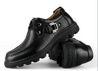 Sale! 2015 hot genuine leather man shoes fashion flats plus size 37-47