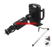 New Car Charger Holder Mobile Phone Car Holder Rotary Holder+stylus For Blackberry Passport Q30