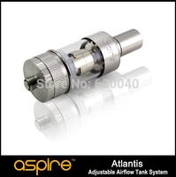 Aspire Newest Product Atlanti Original adjustable Airflow Tank Aspire atlantis BVC Coil gold supplier