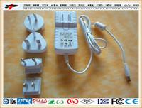 12V1.5A Multi-purpose plug power adapter