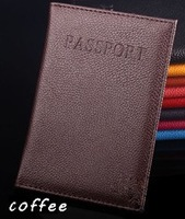 2014 Hot sale Cheap Price passport cover case travelling card holder women passport case brand card holder man
