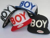 BOY Brand Snapback Baseball Cap Popular Fashion Trend Adjustable Snapback Baseball Hat Cap
