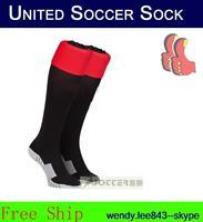 Socks United 2015 Thailand Wear Soccer Jersey De Futbol Uniform Di Maria Falcao Persie