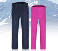 Fleece pants  outdoor sports leisure trousers for men women  Camping & Hiking Thermal Couple style pants, Free Shipping
