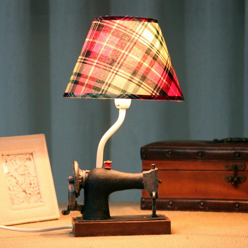 Vintage slaapkamer decoratie : vintage chinese stijl tafellamp ...