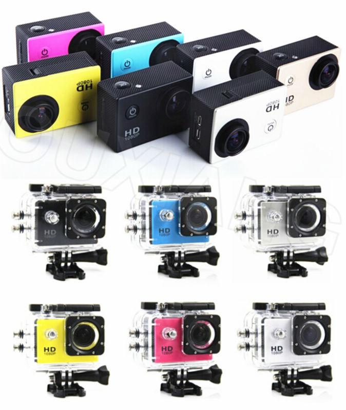 Free shipping !!! Wifi SJ4000 Sport Action Camera MINI Camcorders Waterproof digital helmet camera(China (Mainland))