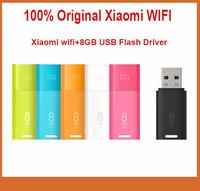 New Original 8GB Xiaomi Wifi Portable Mini USB Wireless Router wifi adapter WI-FI emitter Internet Adapter 150Mbps 8GB U disk