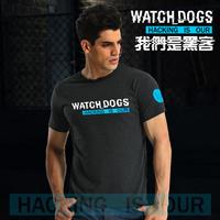 Watch dogs t-shirt