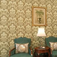 LuxuryTextured Damask Fabric Wallpaper zk07 papel de parede 3d vintage decor  for walls decor  para casa damasco