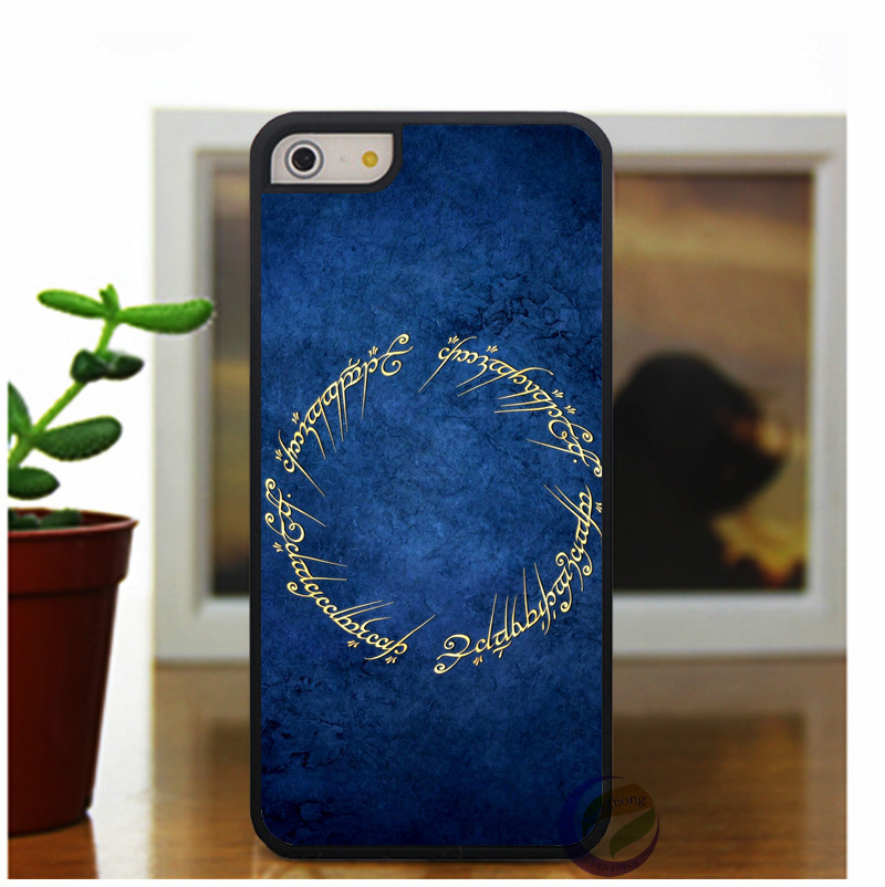 the hobbit and the lord of the rings fashion phone case cover for ...