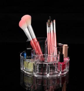 Cosmetic box storage box fashion simple nail polish free shipping(China (Mainland))