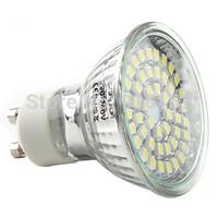GU10 3W 48x3528 SMD 140-180LM 6000-6500K Cool White Warm White Light LED Spot Bulb (220-240V)