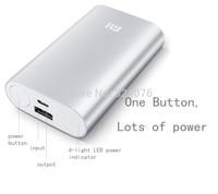 Hot Sale 100% Original Xiaomi Power Bank 5200mAh Xiaomi portable battery For Xiaomi  Andriod phone banco de bateria power pack