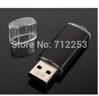 2014Wholesale pendrive 1TB popular USB Flash Drive rotational style memory stick free shipping black
