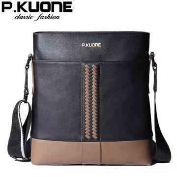 Shoulder bag mens suede leather men bag business casual mens Messenger bag real leather rush men for 201411562305(China (Mainland))